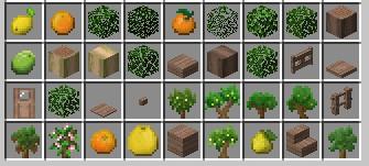 Fruit Trees фруктовые деревья и фрукты