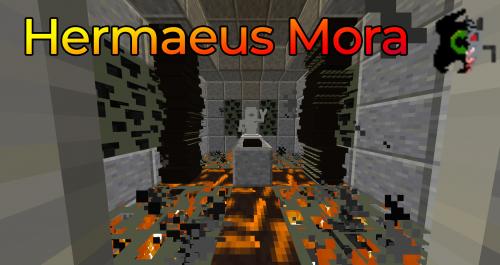 Hermaeus Mora мистика из The Elder Scrolls