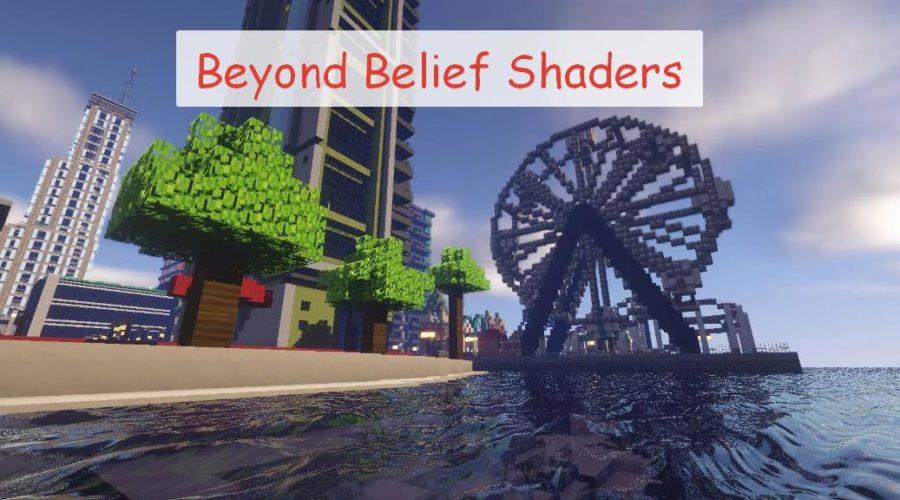 Beyond Belief Shaders кинематографичный шейдер