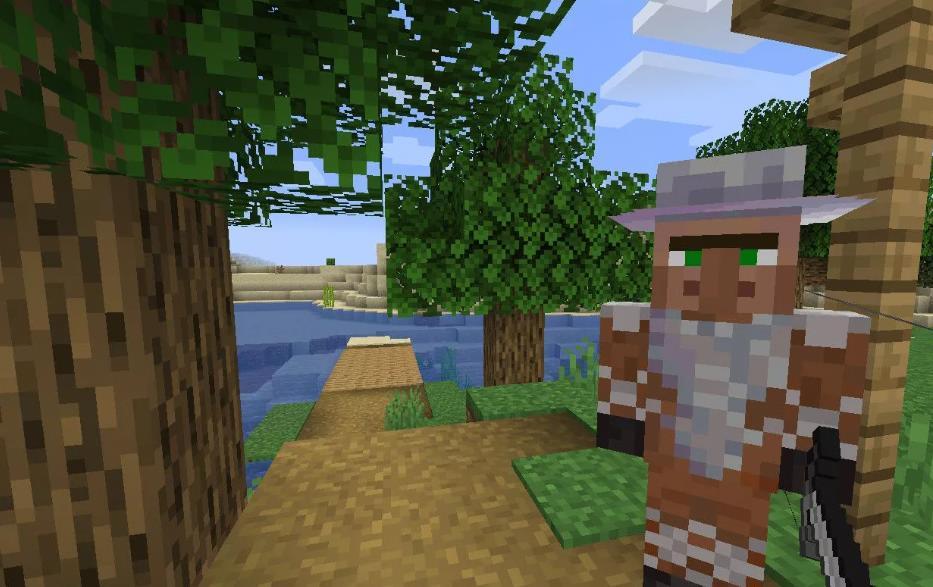 Guard Villagers охранники для жителей деревни