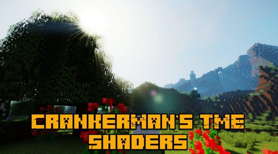 CrankerMan's TME Shaders простой и красивый шейдер