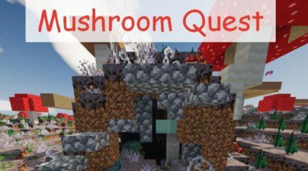 Mushroom Quest грибной мод