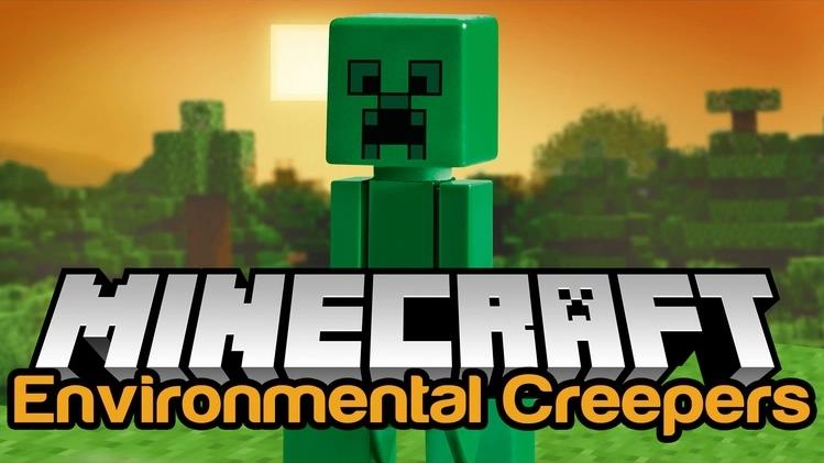 Environmental Creepers настройка криперов