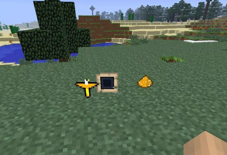 Artifacts магические предметы из Террарии