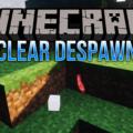 Clear Despawn мигание предметов перед исчезновением