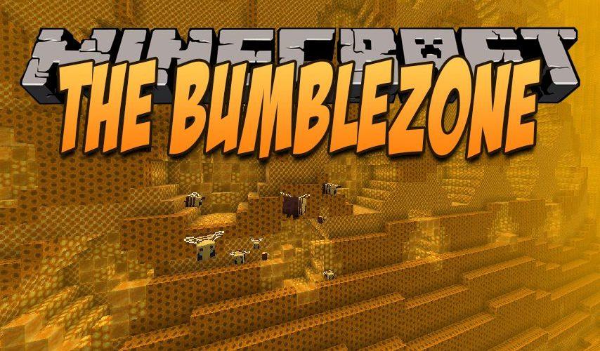 The Bumblezone измерение с пчелами