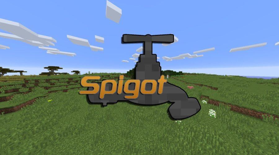 Spigot ядро для сервера