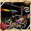 Comfy Cozy множество декоративных элементов