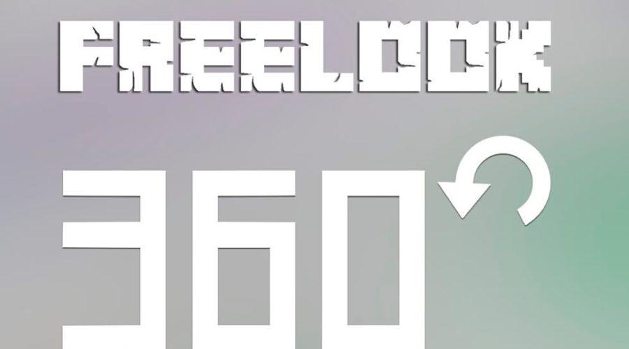 FreeLook изменение ракурса обзора не меняя направления движения