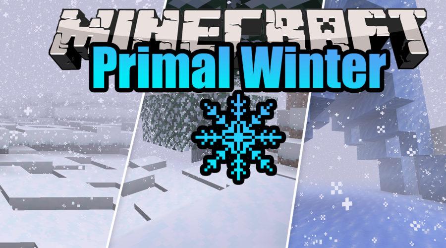 Primal Winter ледниковый период