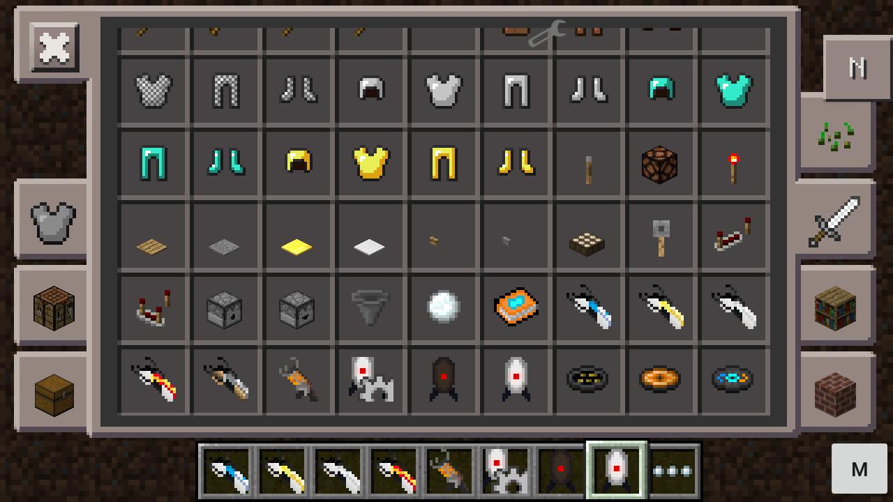 Toolbox получение любых блоков и предметов