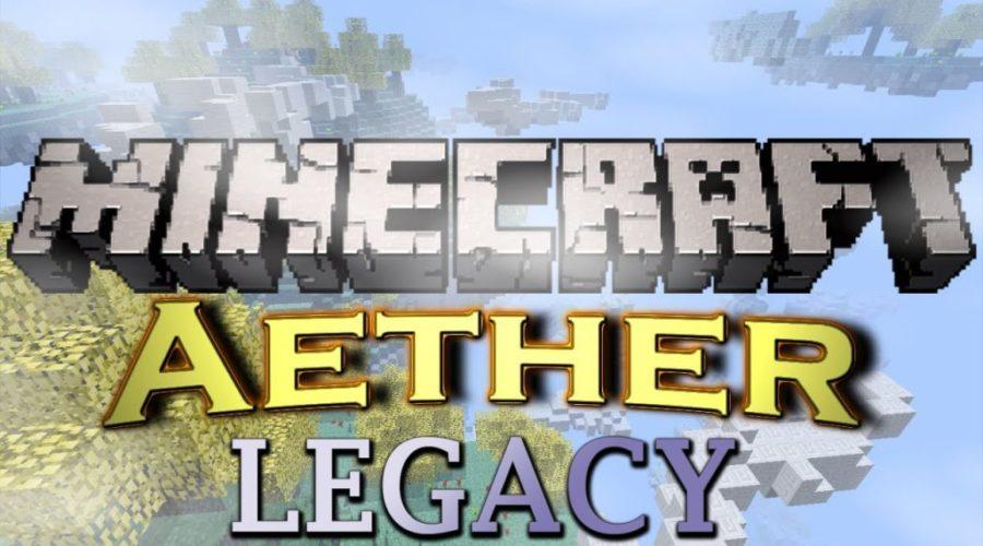 Aether Legacy новый мод на РАЙ