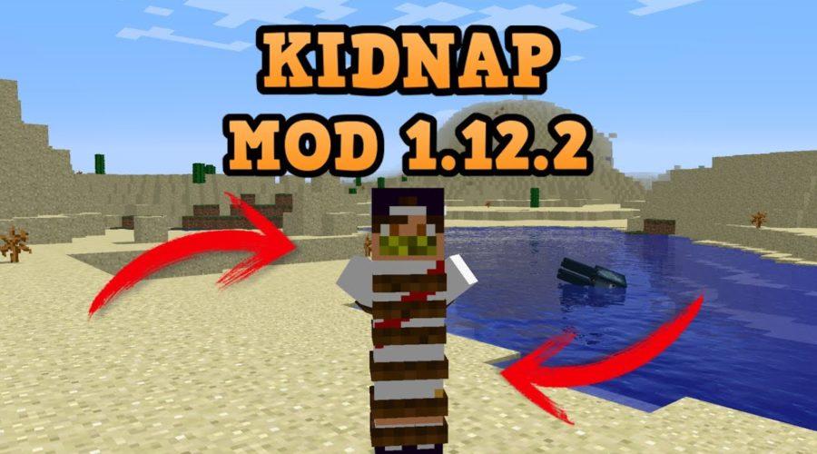Kidnap связывание и похищение игроков