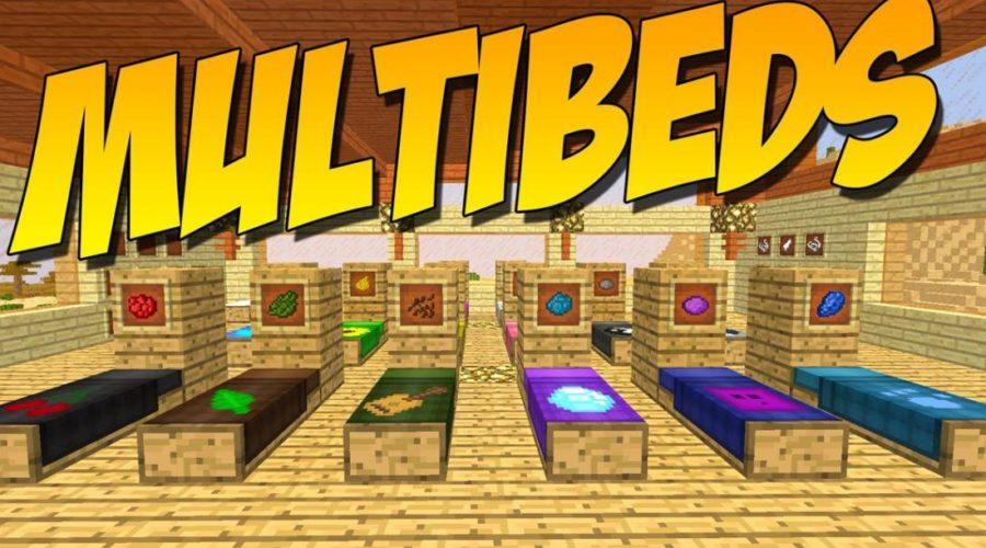 MultiBeds кровати с персонализированным принтом