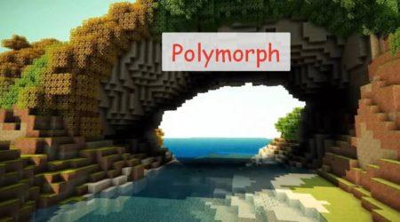 Polymorph кнопка выбора при крафте предметов с одинаковыми рецептами