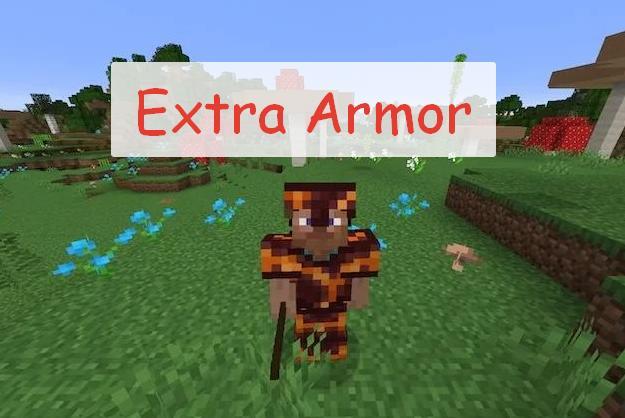 Extra Armor новые виды брони