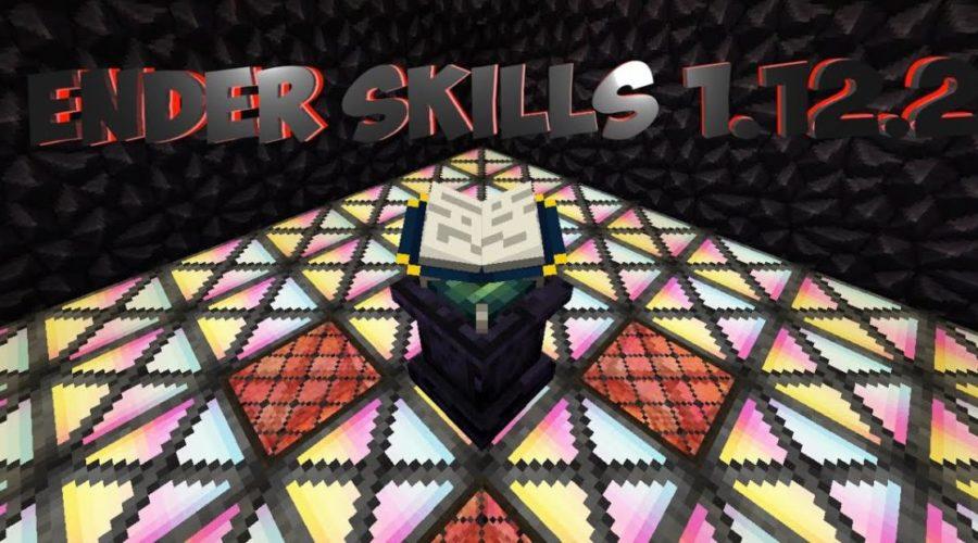 Ender Skills - новые навыки и заклинания