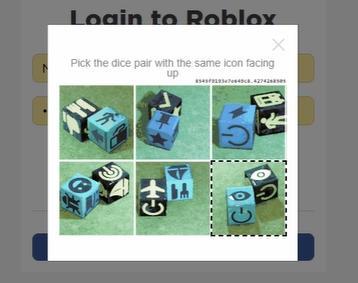 Верификация в Роблокс