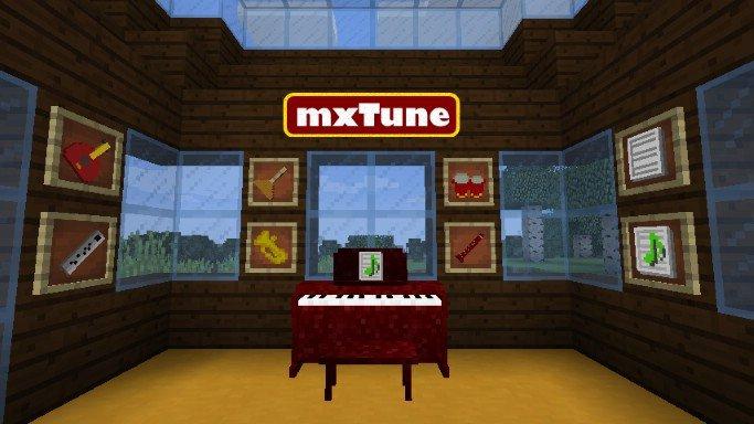 mxTune Музыкальные инструменты и написание музыки