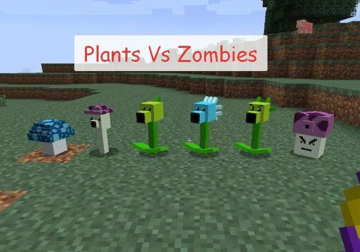 Plants Vs Zombies растения против зомби