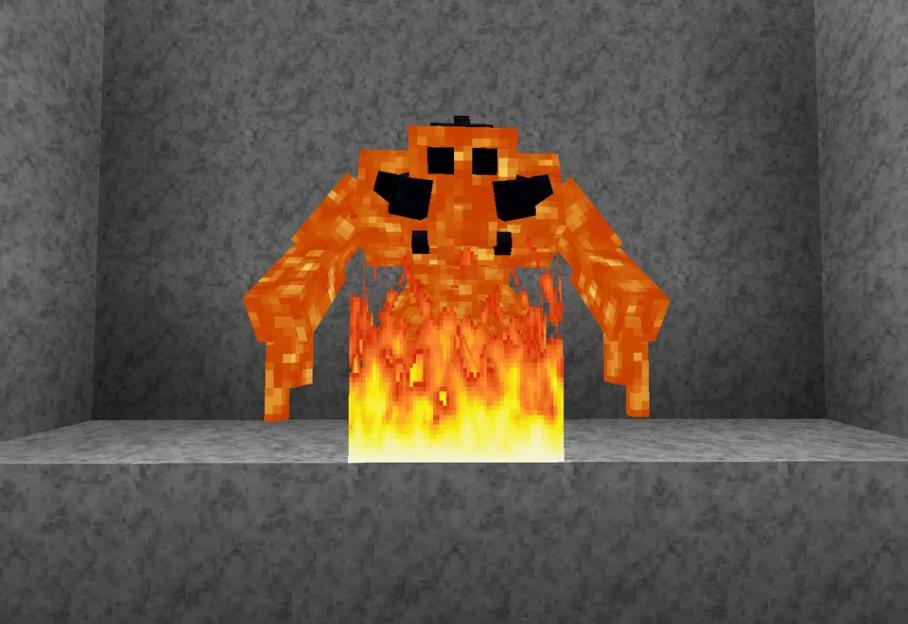 Magma Monsters - магмовый монстр