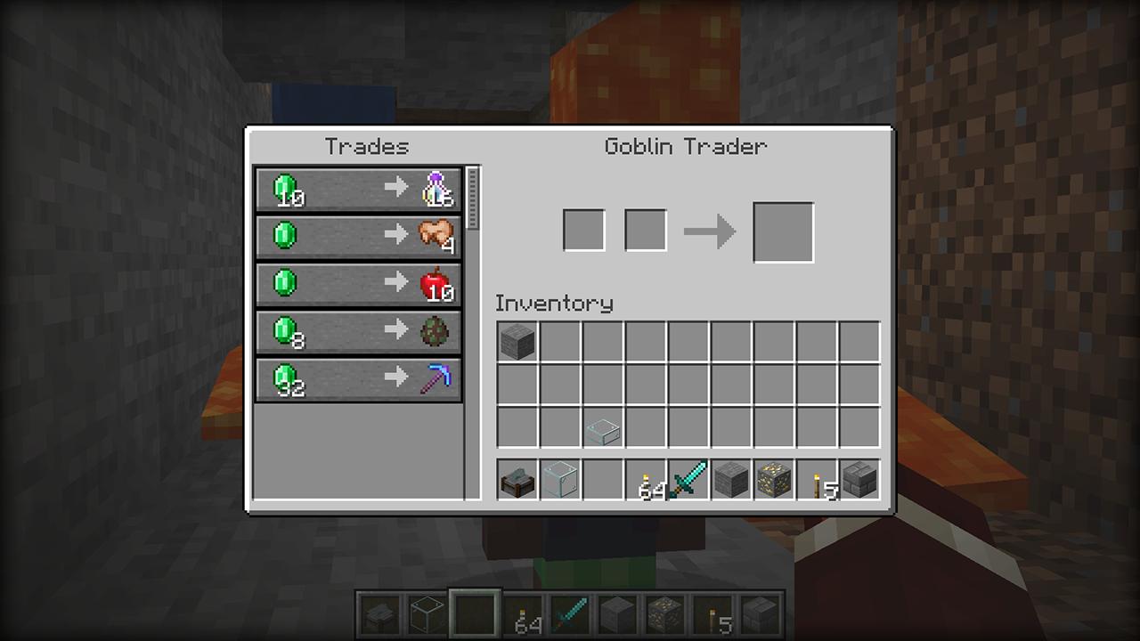 Goblin Traders гоблины торговцы