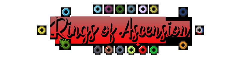 Rings of Ascension кольца с уникальными эффектами