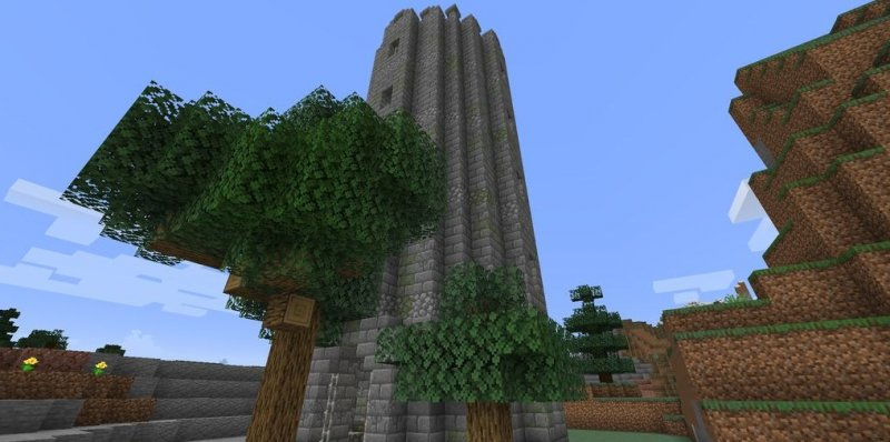 Dungeons Plus новые структуры (данжи) для исследований