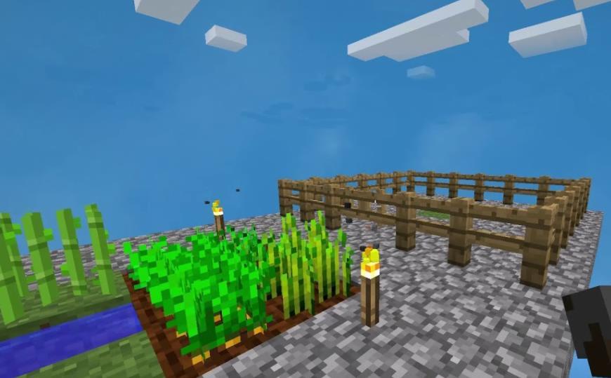 Sky Factory 4 сложное выживание (аналог Скайблок)