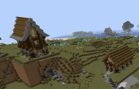 Valhelsia 2 сборка (множество руин и данжей)