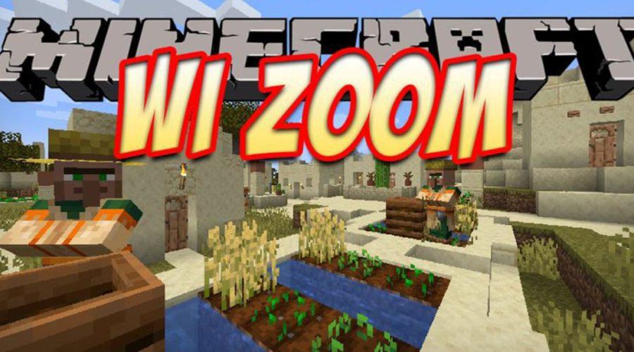 Wi Zoom 50-ти кратное увеличение
