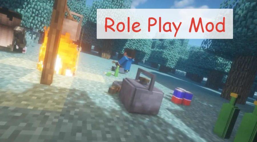 Role Play Mod предметы для создания RolePlay мира