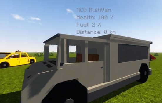 Tomano's Vehicle реалистичные автомобили