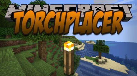Torchplacer автоматическая установка факелов