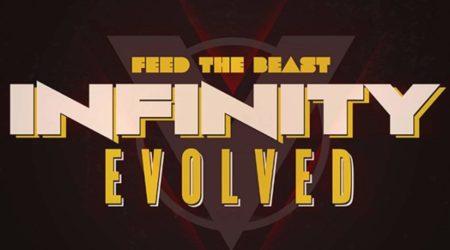 FTB Infinity техно-магическая сборка