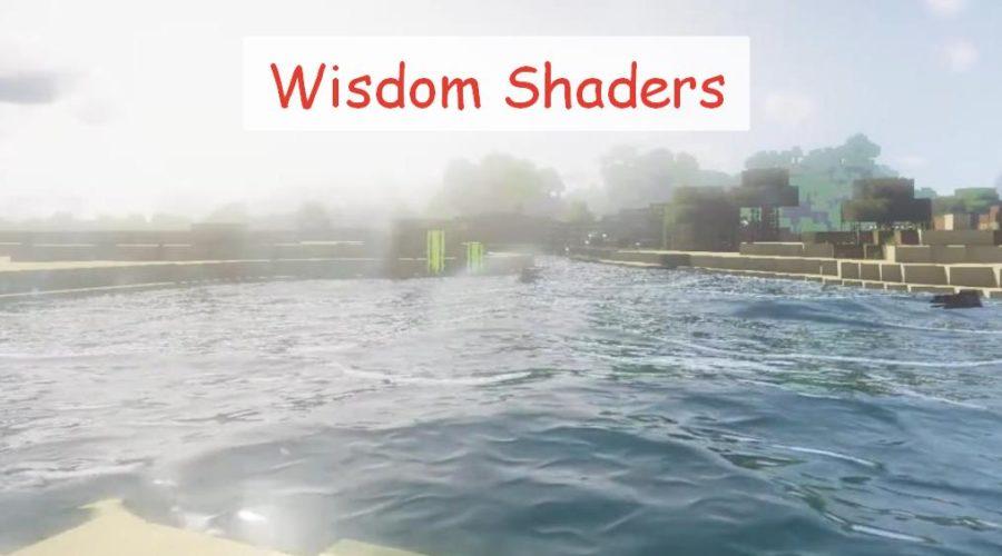 Wisdom Shaders шейдер на освещение