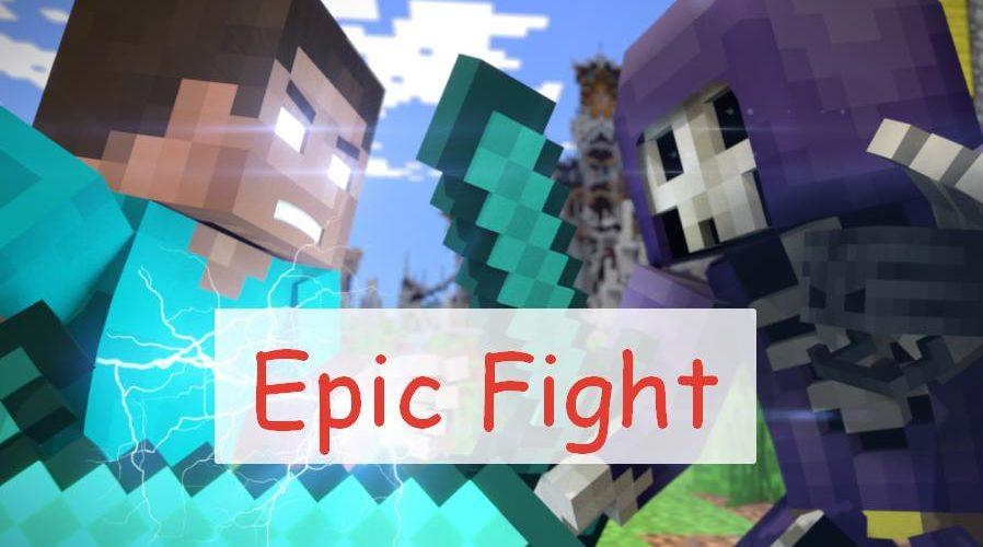 Epic Fight реалистичные атаки