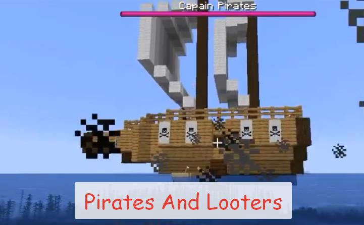 Pirates And Looters пираты и корабли