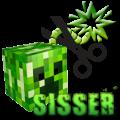 Sisser криперы при взрыве не уничтожают блоки