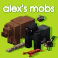 Alex's Mobs новые мобы - животные