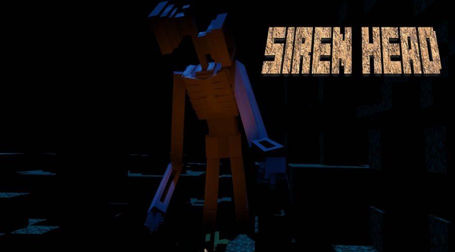 Siren Head - сиреноголовый монстр