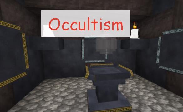 Occultism оккультизм и демонология