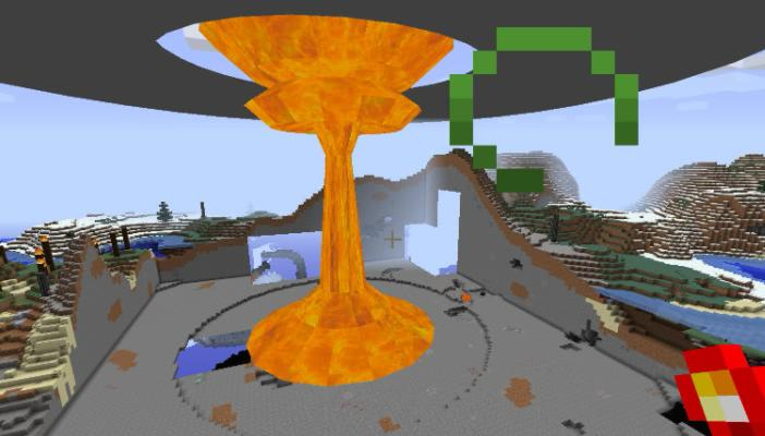 Hbm's Nuclear Tech бомбы, пушки и ядерное оружие