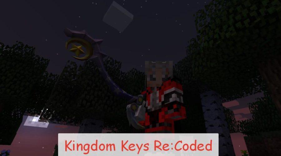 Kingdom Keys Re:Coded РПГ мод созданный на основе Kingdom Hearts