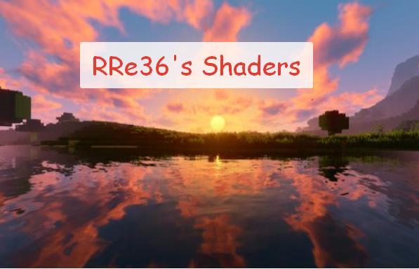 RRe36's Shader яркий и сочный шейдер