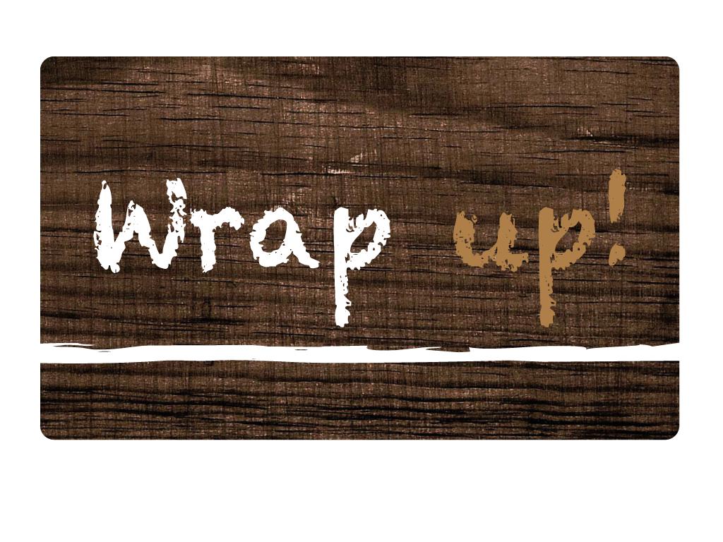 WrapUp технический мод
