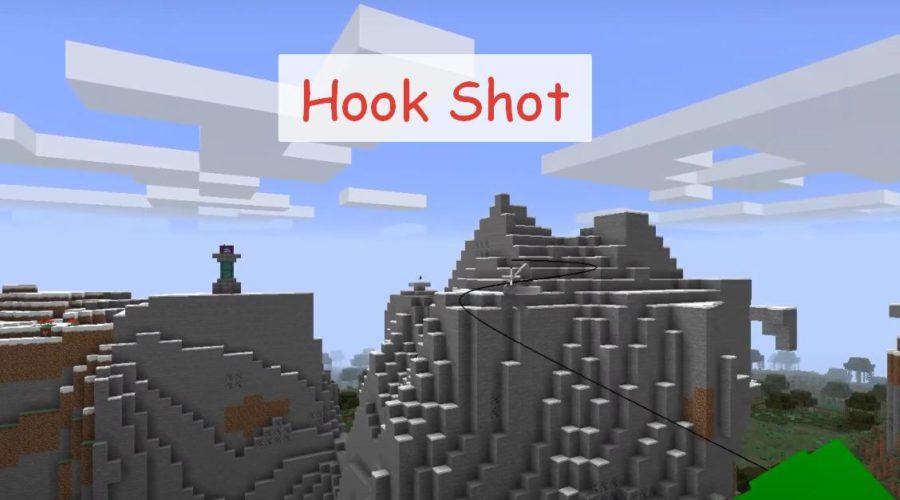 Hook Shot абордажный крюк