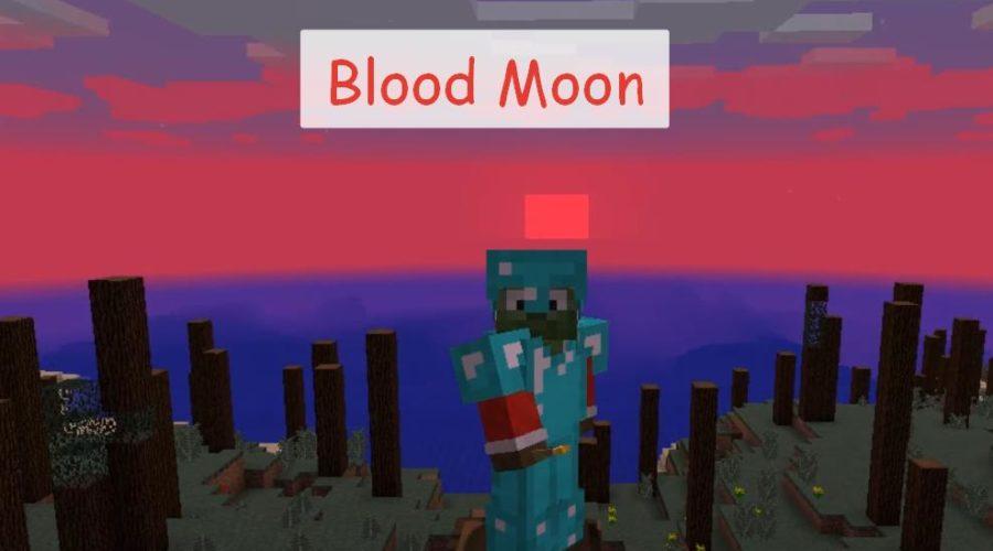 Blood Moon опасная кровавая луна