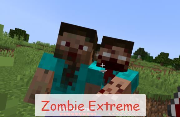 Zombie Extreme зомби апокалипсис