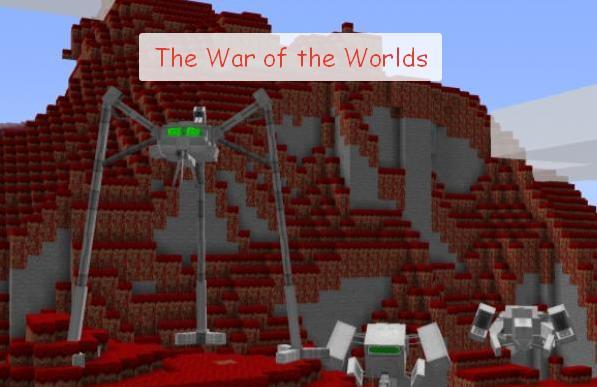 The War of the Worlds вторжение пришельцев